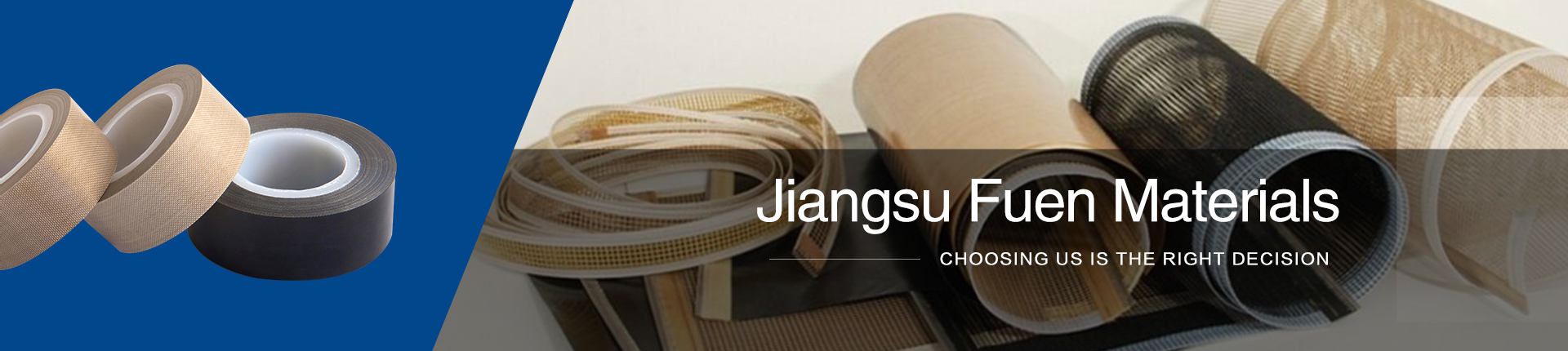 Jiangsu fuen material technology co., LTD.